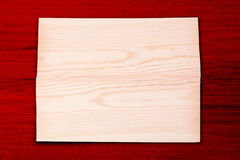 Wooden frame background Stock Photography