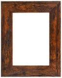 Wooden Frame Cutout Stock Photos