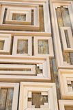 Wooden frames Royalty Free Stock Photography
