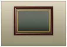 Wooden framework Royalty Free Stock Photos