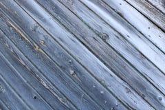 Wooden garage door texture Stock Image