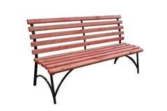 Wooden garden bench Stock Photography