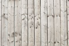 Wooden Garden Fence Royalty Free Stock Images