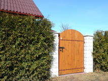 Free Wooden Gate Stock Images - 20421594