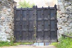 Free Wooden Gate Stock Photos - 57072623