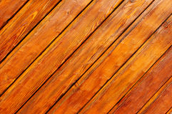 Wooden gate background. Background wooden gate with diagonal cracks Royalty Free Stock Photography