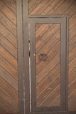 Wooden Gate Background Royalty Free Stock Image