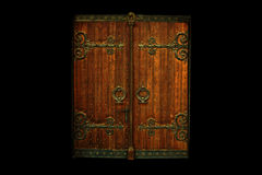 Wooden Gate Royalty Free Stock Image