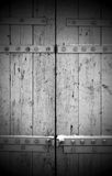 Wooden Gates Royalty Free Stock Image