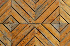 Wooden gates background Royalty Free Stock Photography