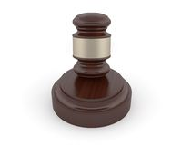 Wooden Gavel Stock Photos