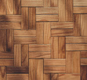 Wooden geometric background Stock Photo