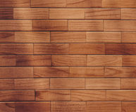 Wooden geometric texture Stock Images
