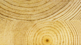 Wooden geometrical pieces Royalty Free Stock Photography