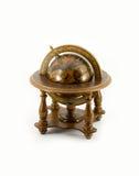 Wooden Globe Royalty Free Stock Image