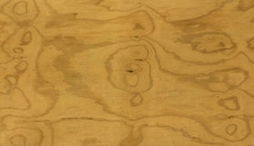 Wooden Grain Panel Royalty Free Stock Photography