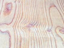 Wooden grain structure on plank board Stock Photos