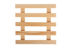 Wooden grating Royalty Free Stock Photo