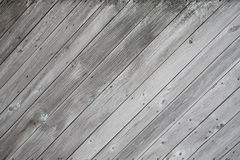 Wooden gray background Stock Photography