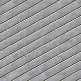 Wooden gray door. Royalty Free Stock Photography