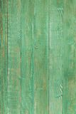 Wooden green background Royalty Free Stock Image