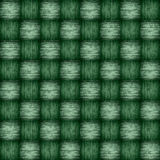 Wooden green chessboard Royalty Free Stock Photos