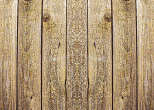 Wooden ground. Close up of a wooden wall Royalty Free Stock Photos