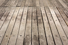 Wooden ground texture Stock Images
