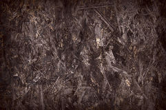 Wooden grunge background. With vignetting on the sides Stock Photos