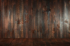 Wooden Grungy Empty Background. Insert Text or Objects stock photography