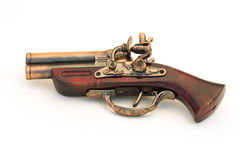 Wooden gun Royalty Free Stock Photos