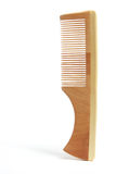 Wooden Hair Comb Royalty Free Stock Photo