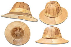 Wooden hat Royalty Free Stock Photos