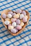 Mini Easter Heart Royalty Free Stock Photos