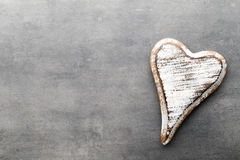 Wooden heart shaped. Greeting Cards. Valentine& x27;s Day greeting. Stock Photography