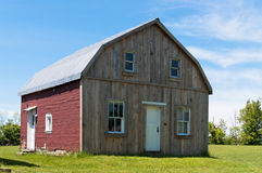 Wooden home Royalty Free Stock Photography