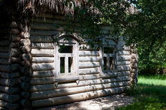 Wooden home, Stock Photo