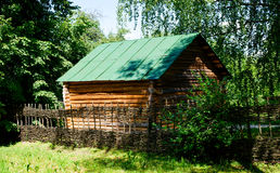 Wooden home, Royalty Free Stock Photo