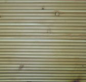 Wooden horizontal jalousie background Royalty Free Stock Photo