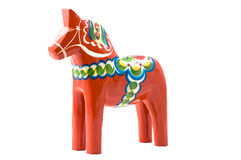 Wooden horse Stock Photo