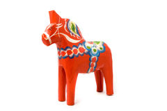 Wooden horse Royalty Free Stock Image