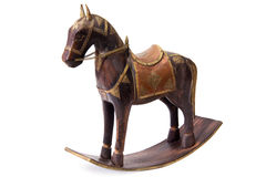 Wooden horse Royalty Free Stock Images