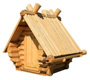 Wooden house Royalty Free Stock Photos