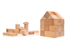 Free Wooden House Royalty Free Stock Images - 21580769