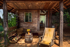 Wooden House Stock Image