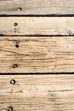 Wooden House Floor Stock Image