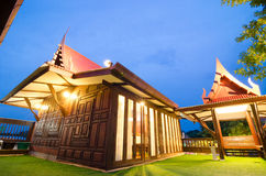 Wooden house Royalty Free Stock Photography
