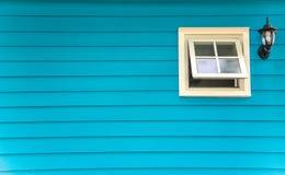 Wooden house wall Stock Photos