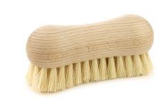 Wooden household brush Royalty Free Stock Photo