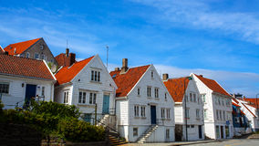 Wooden houses Royalty Free Stock Photos